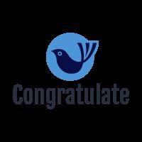 Congratulate